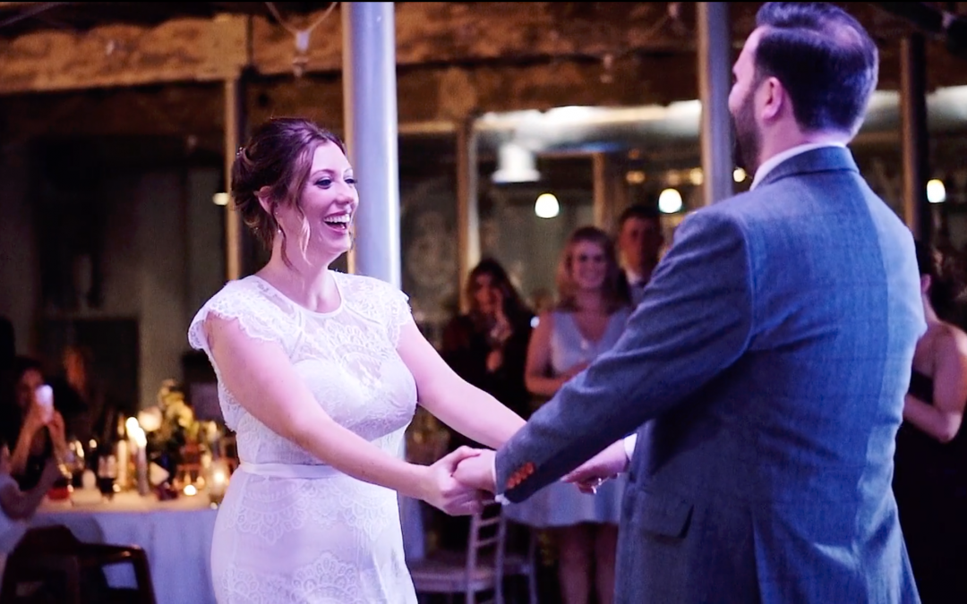 Holmes Mill Wedding Videography – Helen & James