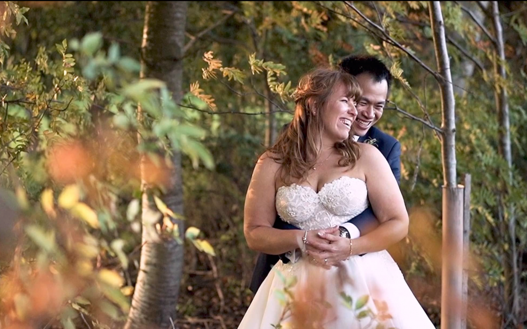 Bolton Abbey Tithe Barn Wedding Videography – Sarah & Fu