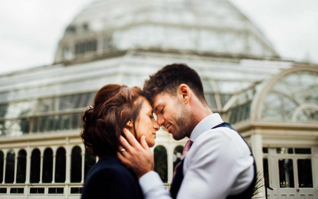 Sefton Park Palm House Wedding Videography and Photography – Naomi & Pete