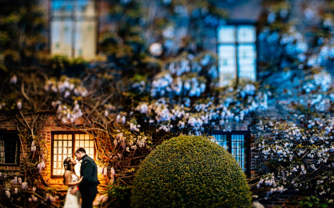 Gawsworth Hall Wedding Photography – Lizzie & Steven
